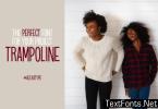Trampoline Font