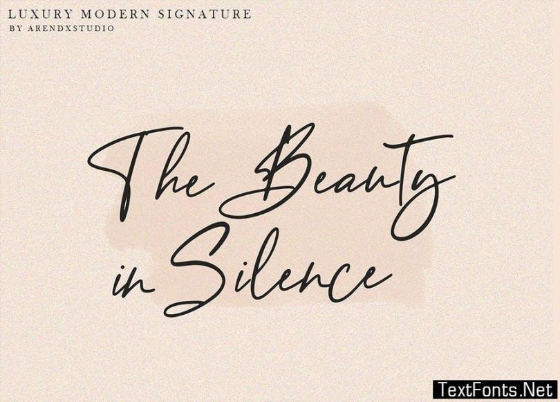 Baekrajan Luxury Modern Signature