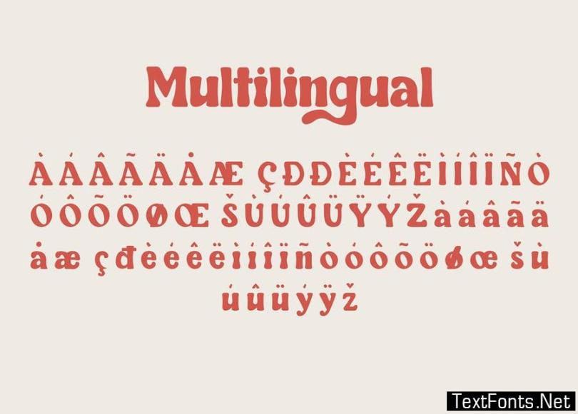Beagris - Typeface