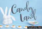 Candy Land Font