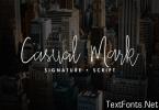 Casual Mark Script Font