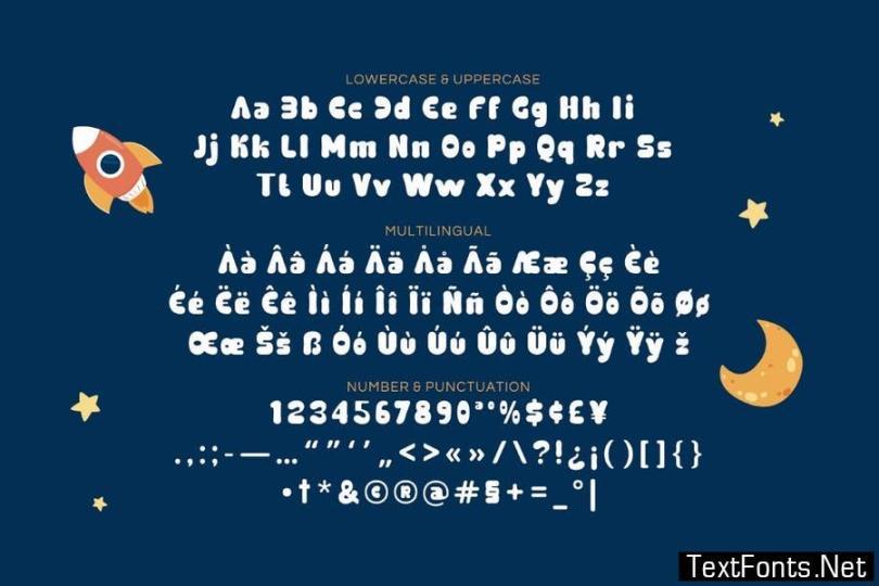 Chicco Font