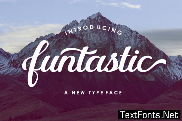 Funtastic Script Font