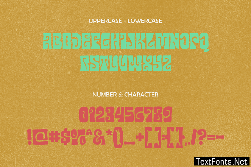 Gruvilicious Font