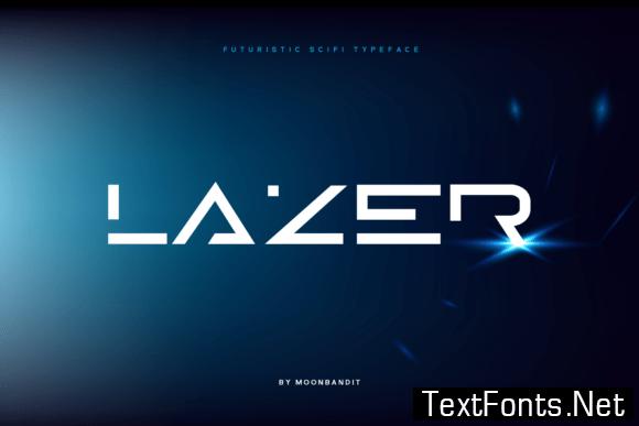 Lazer Font
