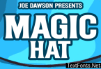Magic Hat Font