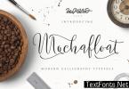Mochafloat Font