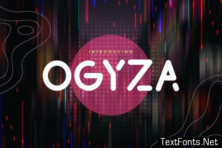 Ogyza Font