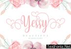 Yessy Font