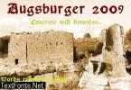 Augsburger 2009 Font