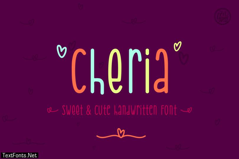 Cheria Font