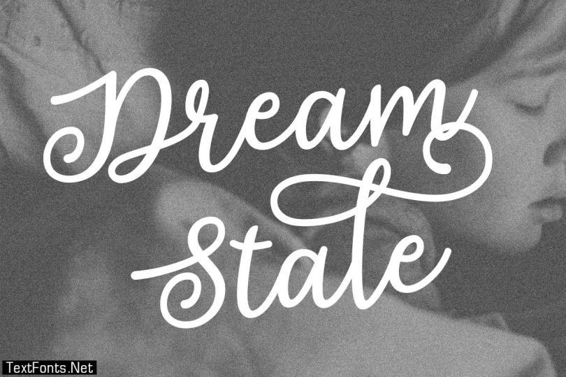 Dream State Font
