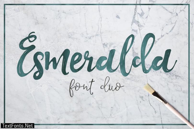 Esmeralda Font