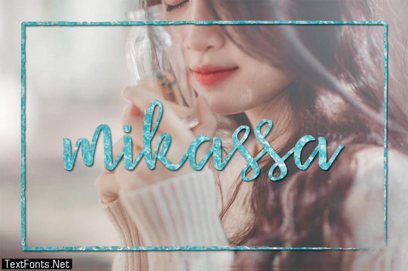 Missaki Font