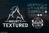 Mounty Textured Font