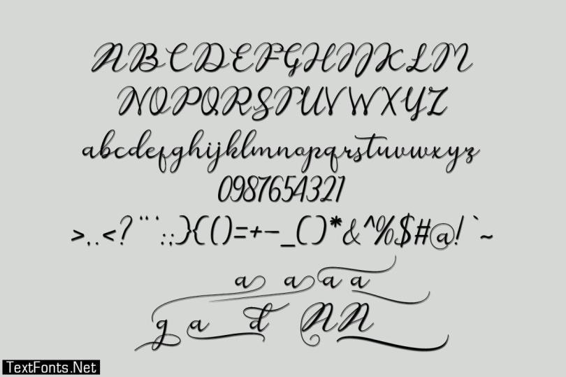 Reula Maulina Font