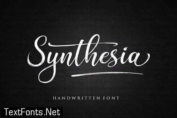 Synthesia Font