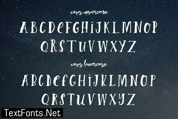 Travelling Abroad Font