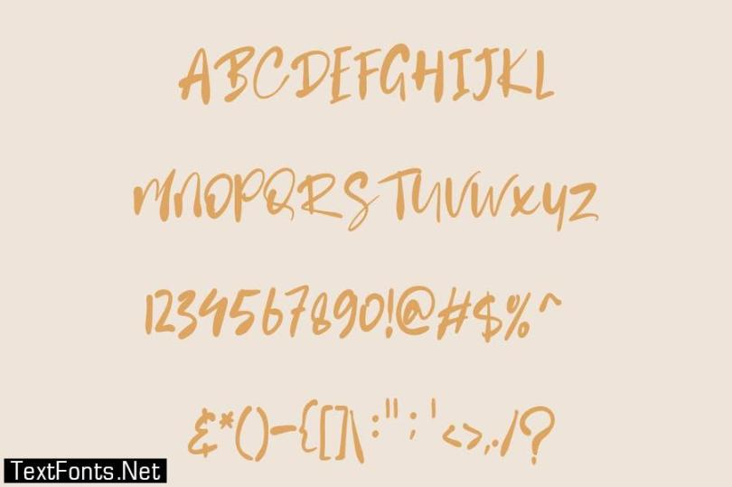 Battnise Font