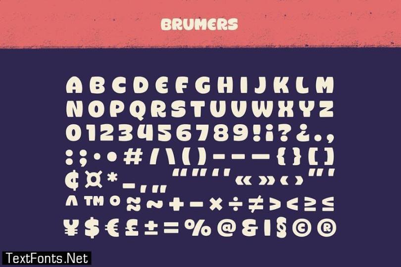 Brumers Font
