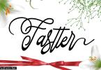 Fastter Font