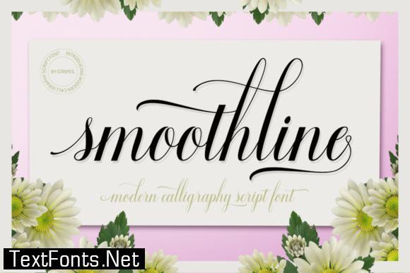 Smoothline Script Font