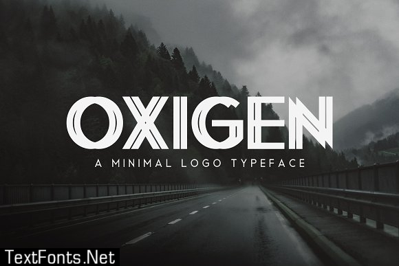 Oxigen Font