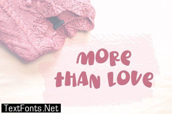 Pinky Sugar Font