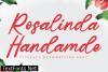 Rosalinda Handamde Font