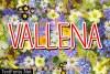 Vallena Font