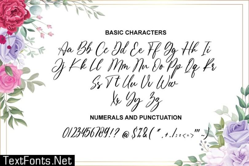 Rockerly Font