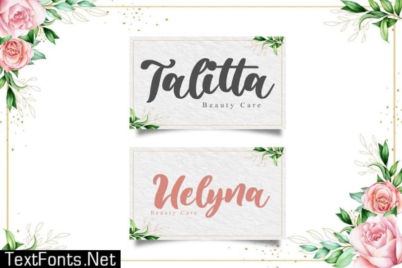 Rosetta Font