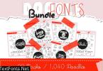 Doodle Fonts Bundle