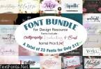 Fonts Bundle