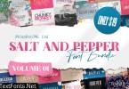 The Salt & Pepper Font Bundle - Vol 1