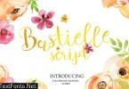 Bastielle Font