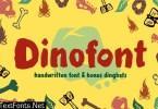 Dinofont Kids Friendly
