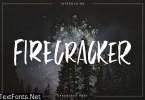 Firecreacker Font
