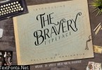 The Bravery Font