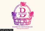 Baskets Monogram Font