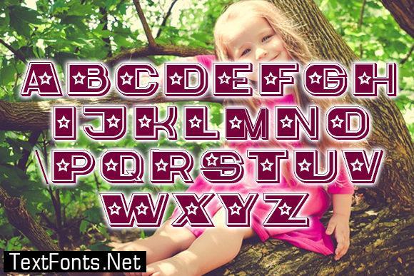 Bebika Font