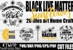 Black Lives Matter Sunflower Bundle
