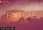 Finture Font