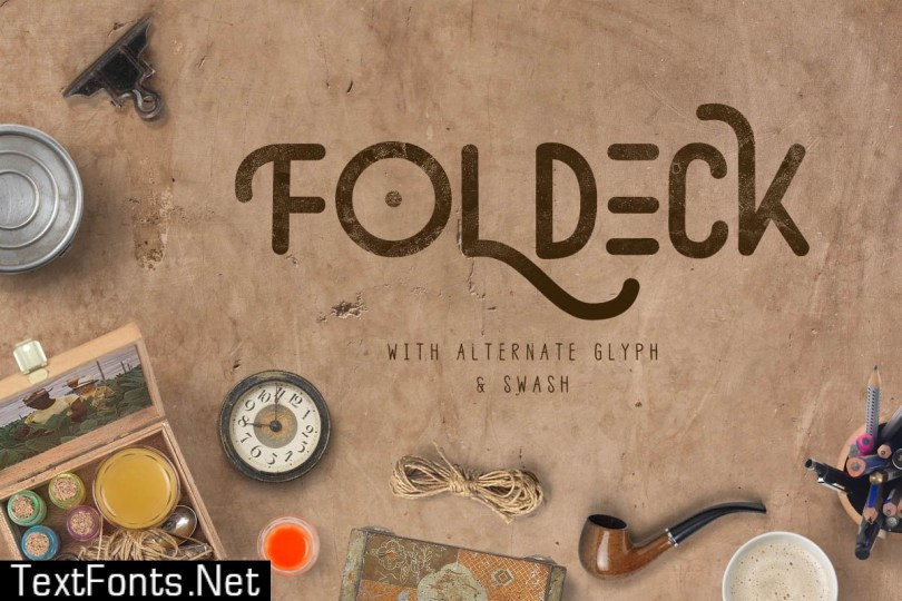 Foldeck FONT 475641