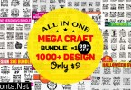 Huge SVG Mega Craft Bundle Vol #1