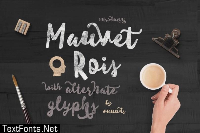 Mauvet Rios FONT 483875