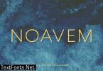 Noavem Font