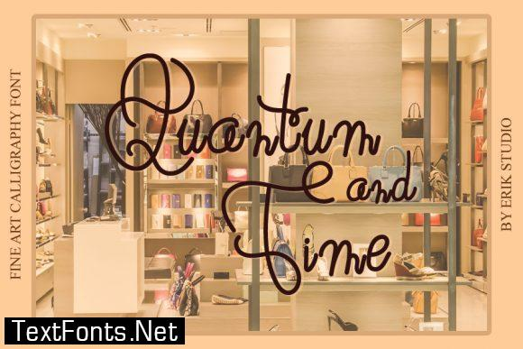 Quantum and Time F
