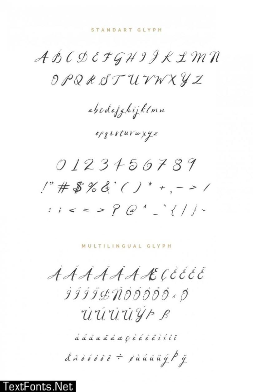 Stokebridge Font