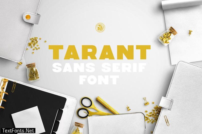Tarant Font 1522128